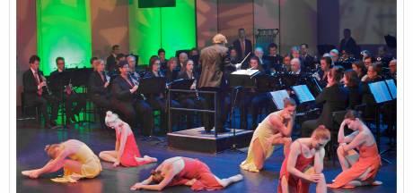 Toch een jubileumconcert voor Stadsharmonie KVA in Oss, al is het kort en digitaal