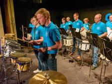 Crescendo Overdinkel sluit jubileumjaar af met geslaagde slagwerkavond