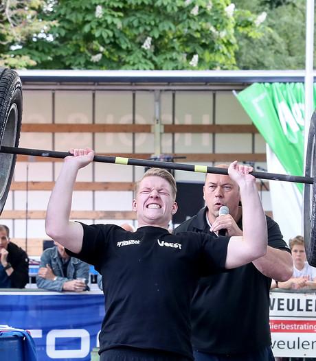 Kevin van Asselt sterkste man van Vorden