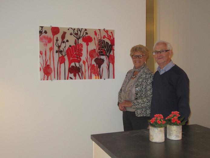 Cor en Cis van den Hurk - van der Biezen vieren zondag 12 augustus dat ze 60 jaar getrouwd zijn.