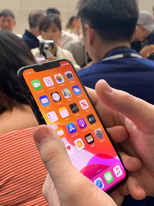 De iPhone 11 Pro komt in vier kleuren en in twee versies: de reguliere en de Max.