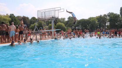 Zwembad van Halve Maan is weer open voor publiek