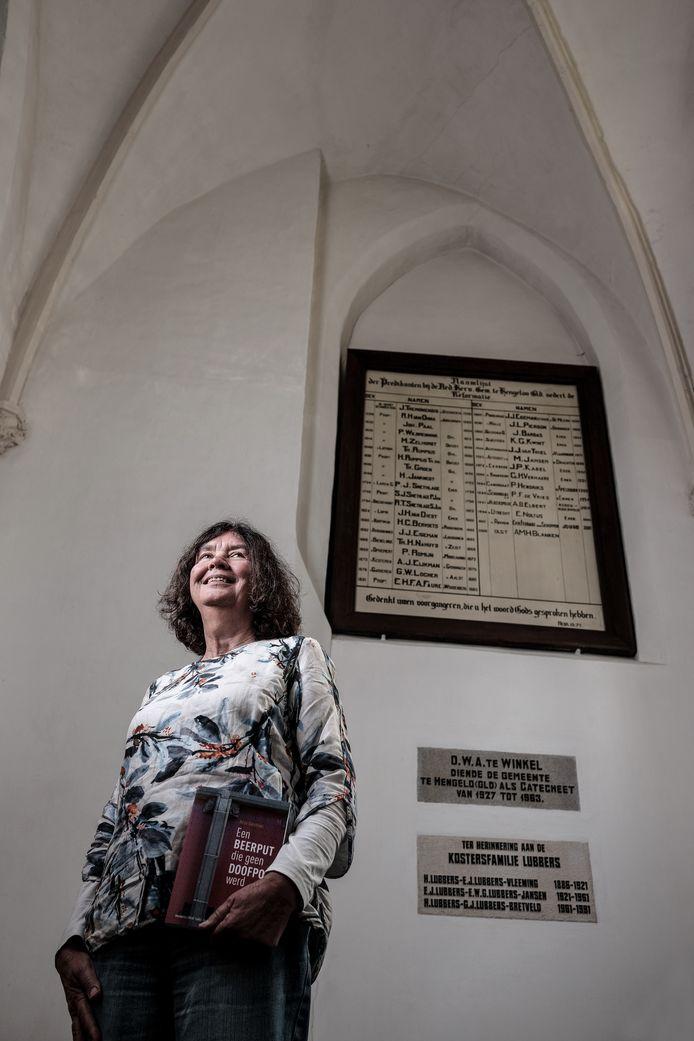 Alice Garritsen schreef een boek over seksueel wangedrag in de zeventiende eeuw. Foto: Jan Ruland van den Brink