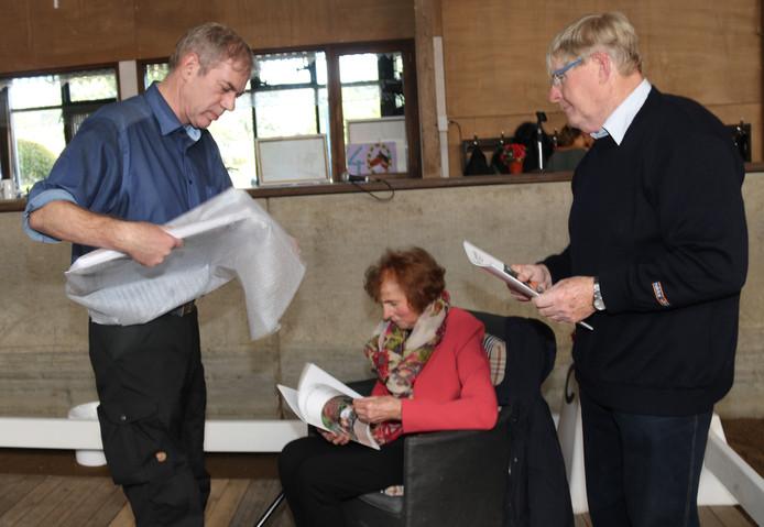 Rijvereniging De Ruif nam zaterdag afscheid van Jos en Corrie Pijnenburg-van de Pas (3)