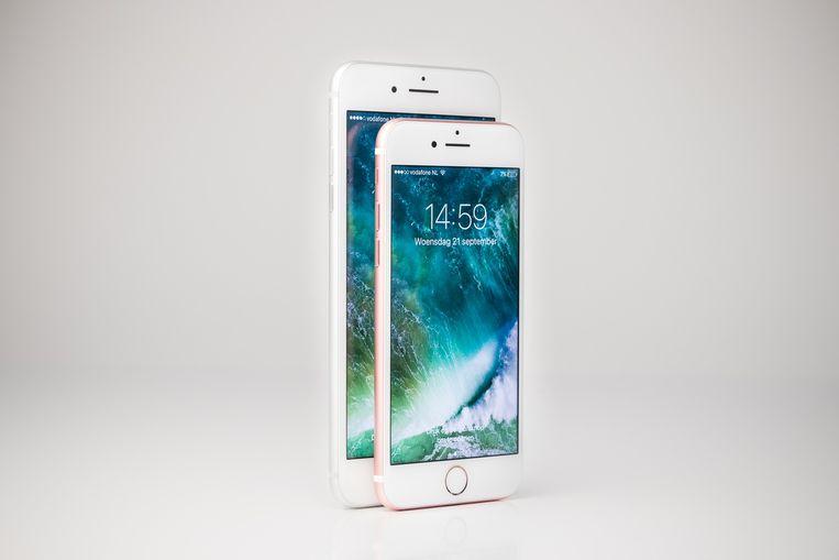 De iPhone 7.