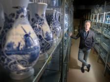 Heinen Delfts Blauw start nieuwe fabriek in Putten en wil winkel openen in Amerika
