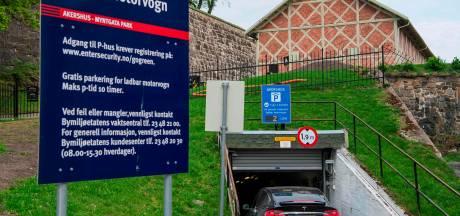 Meer dan helft van de nieuwe auto's is elektrisch in Noorwegen