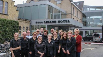 Tripadvisor roept Ariane Hotel alweer uit tot 'Beste Hotel van België'