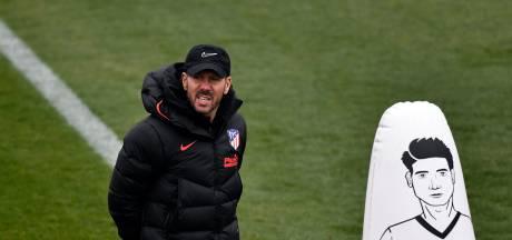 Exigeante jusqu'à l'usure, la méthode Simeone à l'Atlético semble toucher ses limites