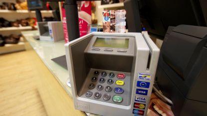 Vanaf volgende week officieel: geen toeslag meer voor wie met bankkaart betaalt