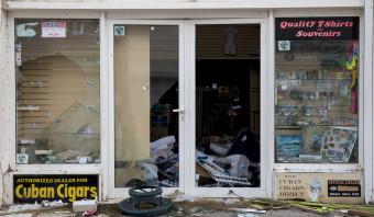 Commandant: kritiek op gedrag mariniers St. Maarten is 'klinkklare onzin'