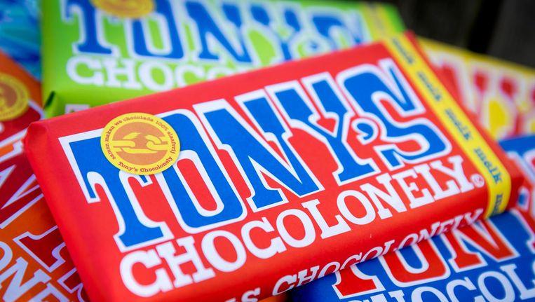 RTL Z zendt een documentaire uit over Tony's Chocolonely. Beeld anp