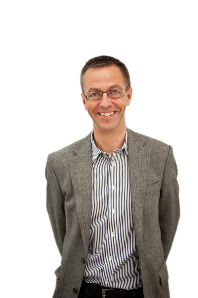 Chris van Koppen, nu nog directeur van bkkc, straks van Kunstloc foto Kim Pattiruhu
