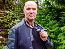 Vinkeveense activist Cor Mastwijk gaat na vastketenactie nu zeven dagen in hongerstaking