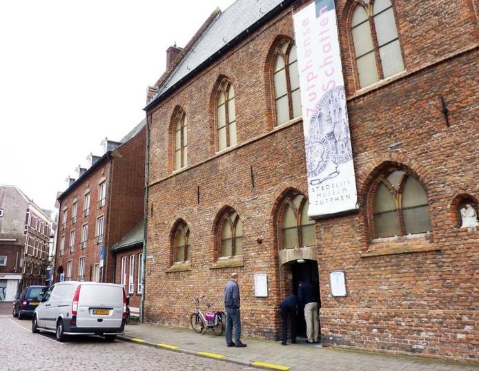 Het Stedelijk Museum in Zutphen. Foto archief: Judah Bolink