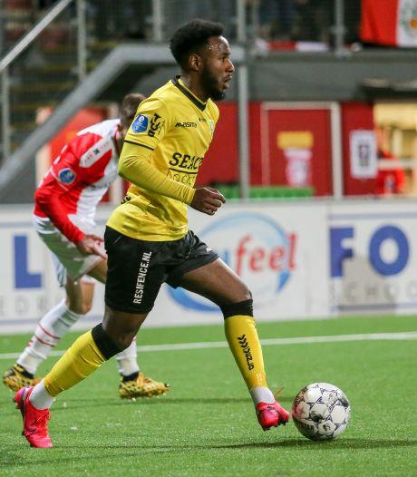 Willem II haalt Yeboah van VfL Wolfsburg