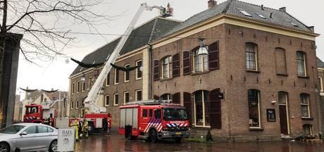 Weinig meldingen voor brandweer daags na de storm