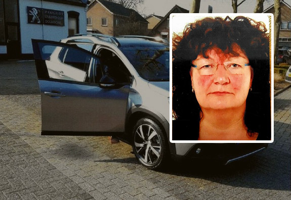 Anneke Nevels vermist Erica