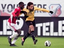 NAC oefent dinsdagmiddag tegen FC Utrecht