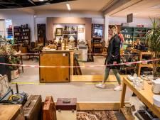 Kringloop Doesburg en Westervoort dinsdag weer open: 'ook personeel blij'