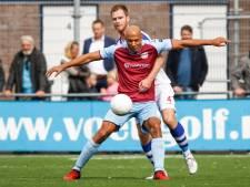 FC Lienden-captain Leon Broekhof op zoek naar nieuwe club