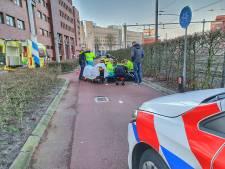 Wielrenner gewond na fietsbotsing op Smallepad in Amersfoort