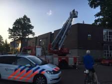 Negenjarige 'Spiderman' klimt op dak basisschool