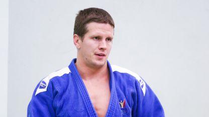 Van Tichelt moet geblesseerd afzeggen voor EK judo