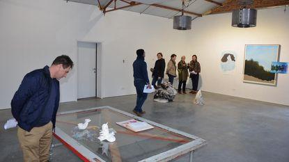 Academie exposeert in De Wasserij