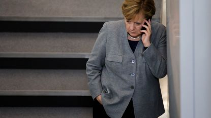 Asielstrijd Duitse regering nog niet beslecht, SPD schaart zich achter Merkel