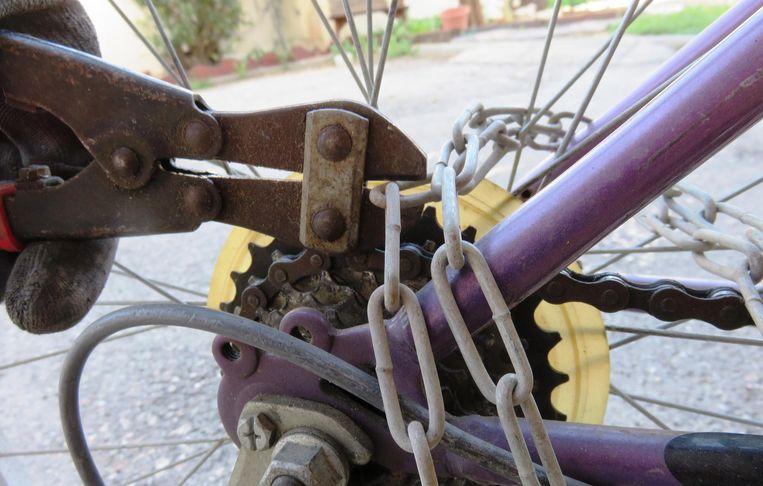 Beeld ter illustratie. De man bekende elf fietsdiefstallen.