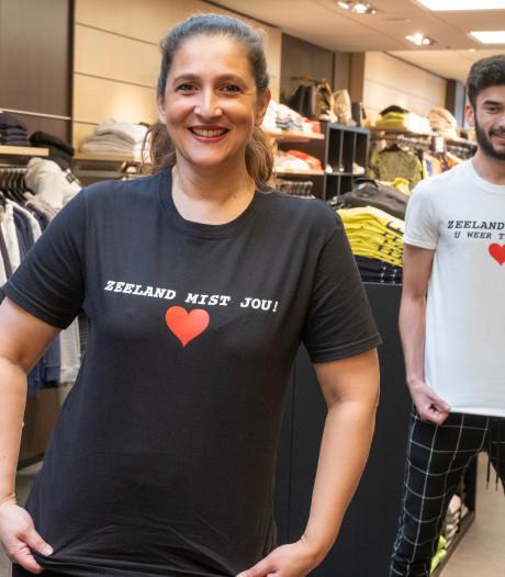T-shirts moeten toerist straks warm welkom geven: 'Zeeland mist jou!'