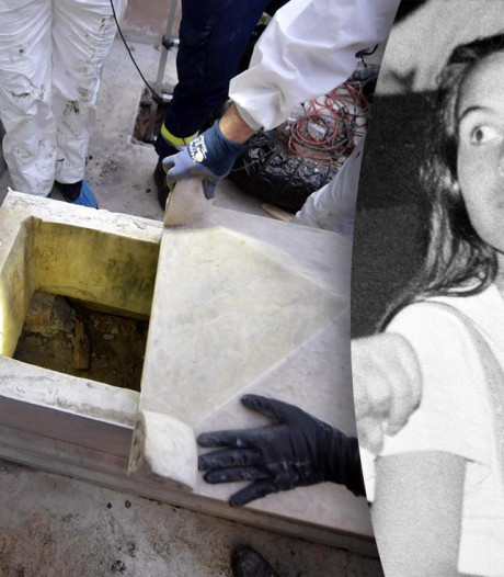 Toch botten gevonden in Vaticaanstad in zoektocht naar verdwenen Emanuela (15)