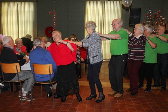 Senioren in het Miloheem