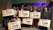 Serviceclub Ronde Tafel 23 deelt geld uit aan goede doelen