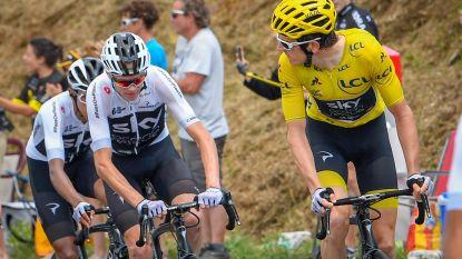 De kogel is door de kerk: zowel Froome als Thomas gaan voor eindwinst in de Tour de France