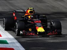 Ook Verstappen rijdt op Monza met nieuwe Spec C-motor