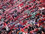 Niets is de bijgelovige Feyenoordfans te dol