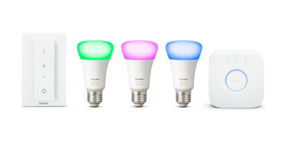 Philips Hue White and Color Ambiance Starterkit