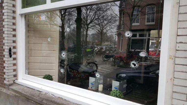 Café Zuid in De Pijp. Beeld -