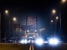 Verkeersellende Waalbrug merkbaar in avondspits