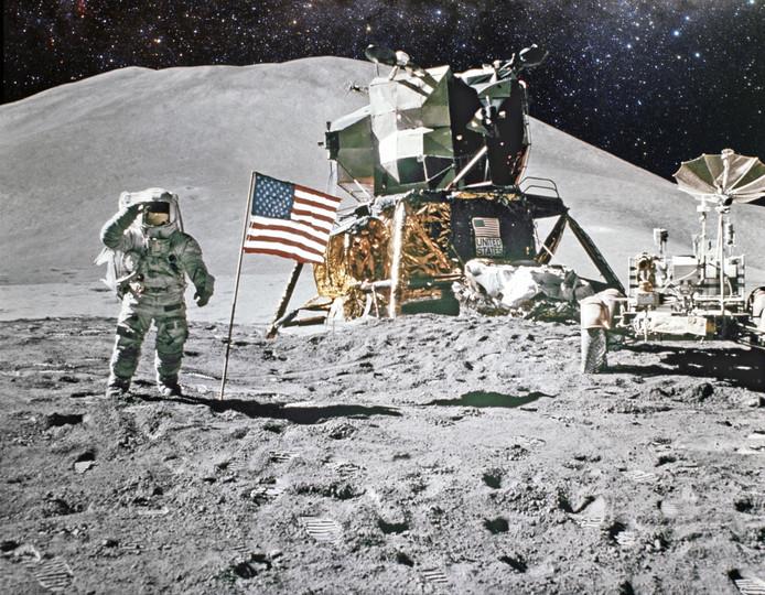 Foto ter illustratie: vanaf 2 maart kun je je aanmelden voor de NASA-opleiding en misschien word jij wel de eerstvolgende man of allereerste vrouw op de maan.