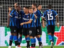 Inter knikkert Ajax-beul Getafe uit Europa, Man United wint weer van LASK