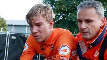 """Eekhoff nadat zijn wereldtitel werd afgenomen: """"Dit voelt oneerlijk"""""""