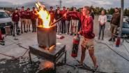 """Jeugdbewegingen leren brand blussen: """"Veilige jeugdlokalen zijn een prioriteit"""""""