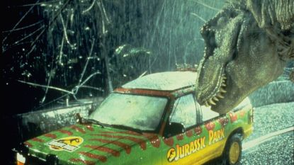 Filmklassiekers 'E.T.' en 'Jurassic Park' voeren box office aan