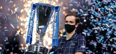 Daniil Medvedev remporte le Masters face à Dominic Thiem