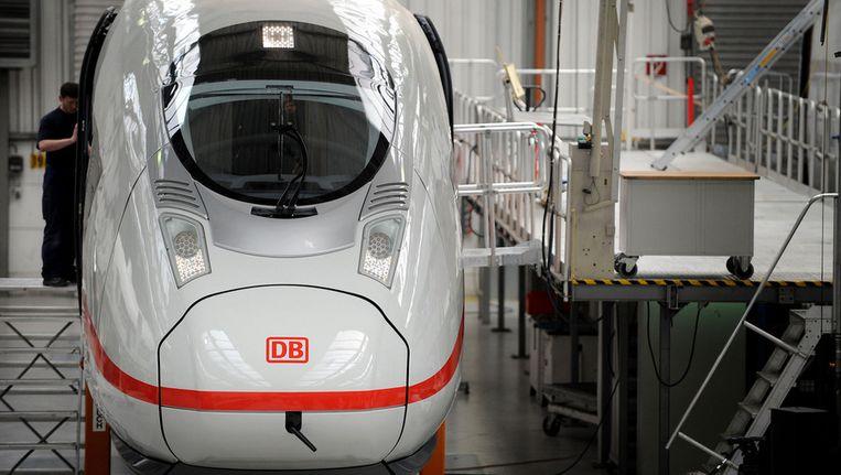 Duitse Siemens-trein Beeld ANP