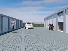 Plan voor bewaakt complex opslagboxen in Zierikzee