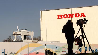 Honda bevestigt sluiting Britse fabriek, 3.500 jobs op de tocht